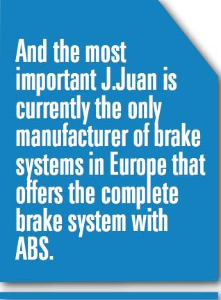 A EUROPEAN GURU OF MOTORCYCLE BRAKE HOSES & BRAKE SYSTEMS | J Juan